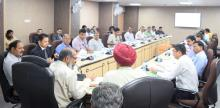 SAAP Meeting on 05-10-2017